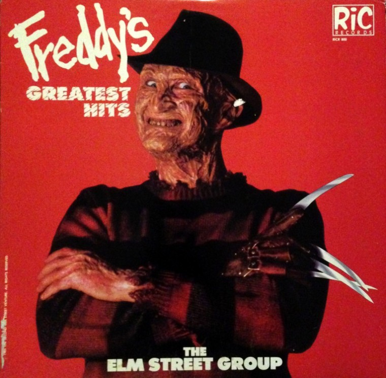 A Halloween Must-have https://www.discogs.com/Elm-Street-Group-Freddys-Greatest-Hits/release/2008757