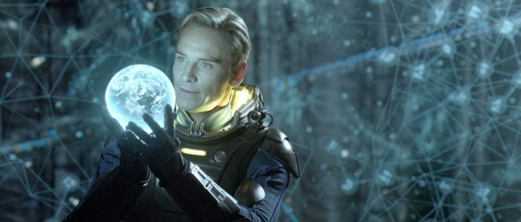 Michael Fassbender will return as David (with a body!)