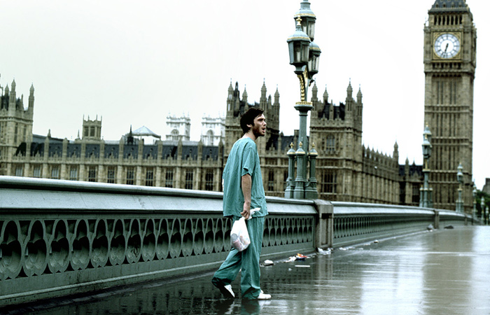 Murphy also starred in Brit-horror, 28 Days Later