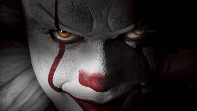 Bill Skarsgård will play Pennywise the clown in the new IT movie