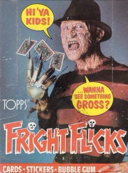 He seems so trustworthy http://www.dacardworld.com/entertainment/a-nightmare-on-elm-street-collector-card-set-1991-impel