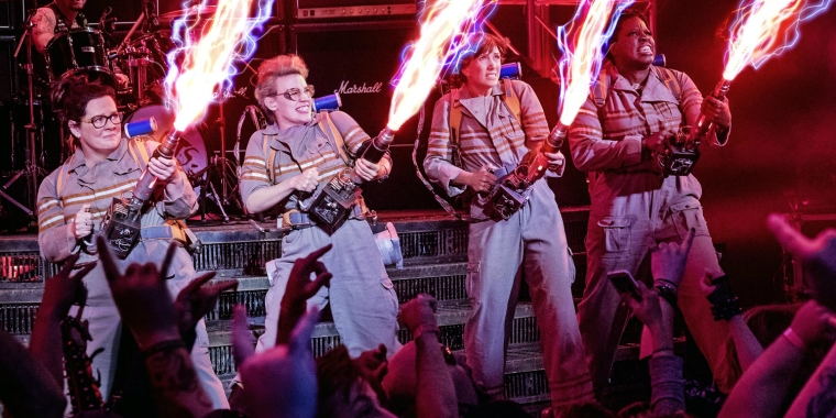 Ghostbusters (Image: Sony)