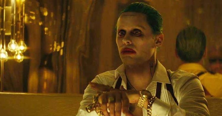 Leto was one of the more positive things about the movie