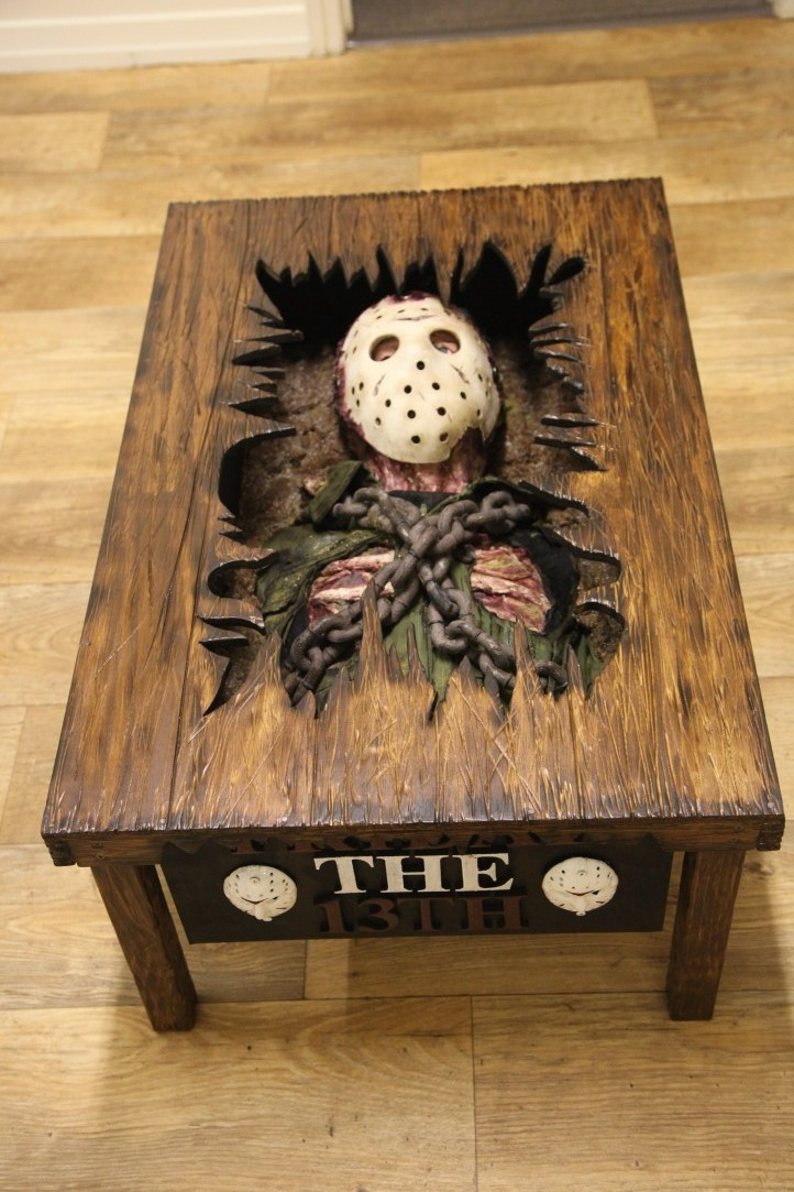 wow! http://brokehorrorfan.com/post/112714135346/the-ed-gein-lounge-chair-we-posted-a-couple-of