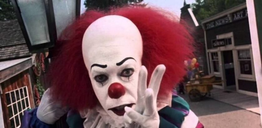 The original Pennywise was played by Tim Curry