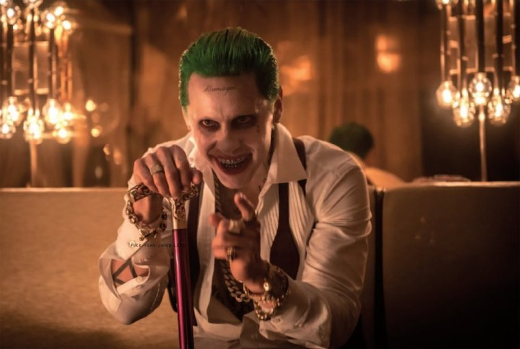 Jared Leto's Joker has been widely praised and is campaigning for a solo movie