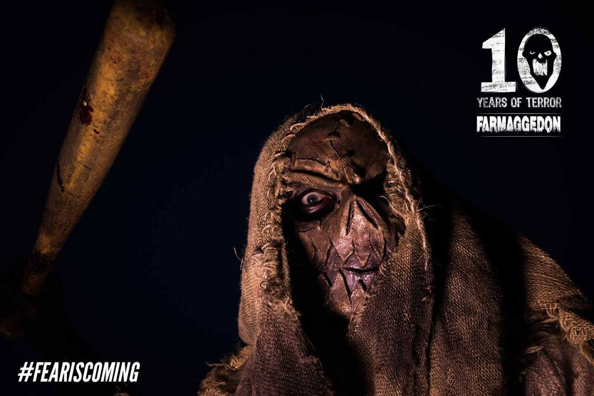 A Sneak Peak At The UK's #1 Scare Attraction,Farmaggedon