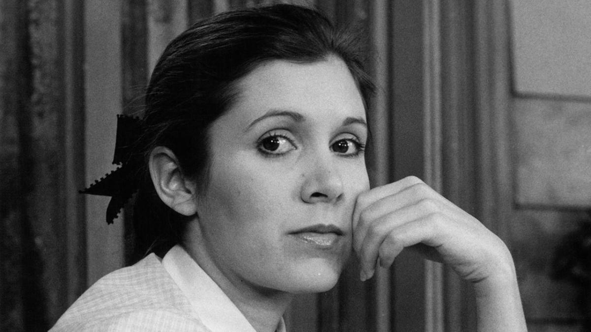 Carrie Fisher: October 21st 1956 – December 27th2016