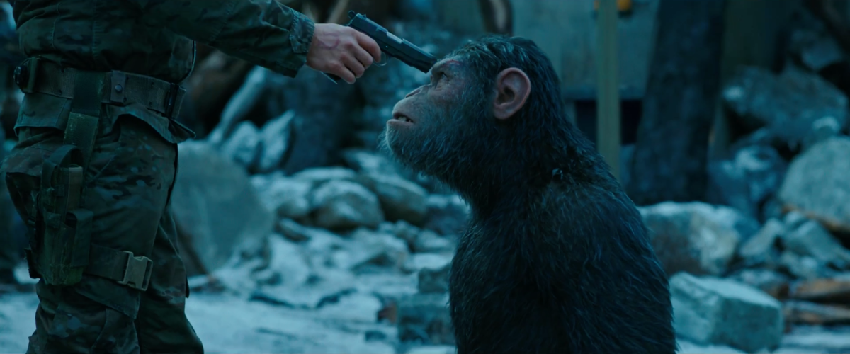 War Has Begun: War for the Planet of the Apes Second Trailer