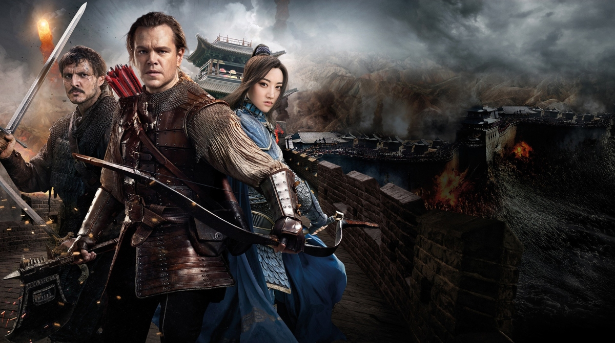 WIN! Private Screening for 'The Great Wall' Ahead of it's General UK Release