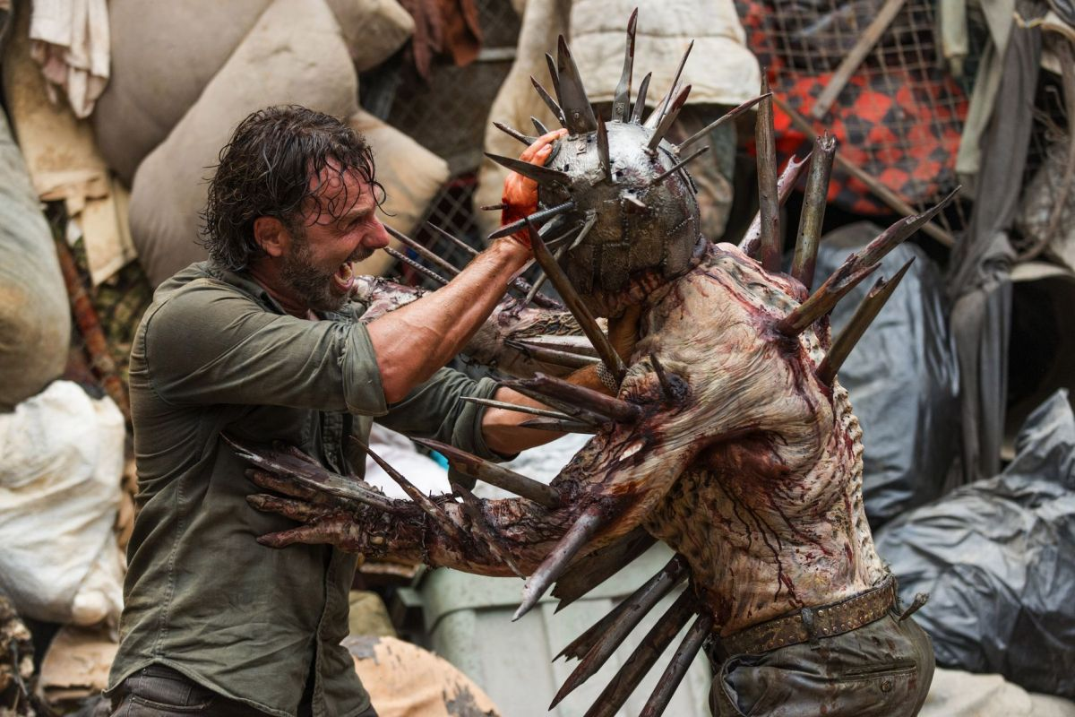 The Walking Dead – New Best FriendsReview