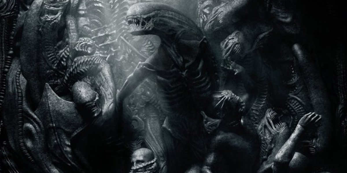 The Jump Scare Podcast: Episode 90 - Alien: Covenant