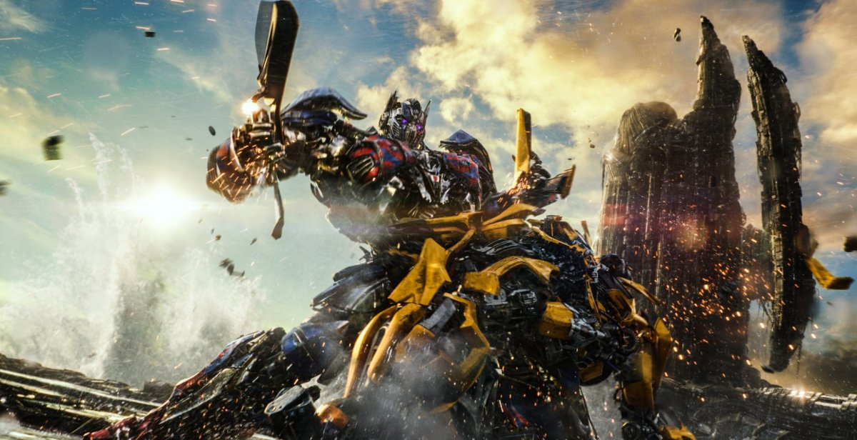 The Jump Scare Podcast: Episode 95 – Transformers: The Last Knight