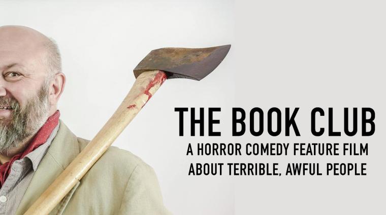 The Book Club Header Redshirt Films
