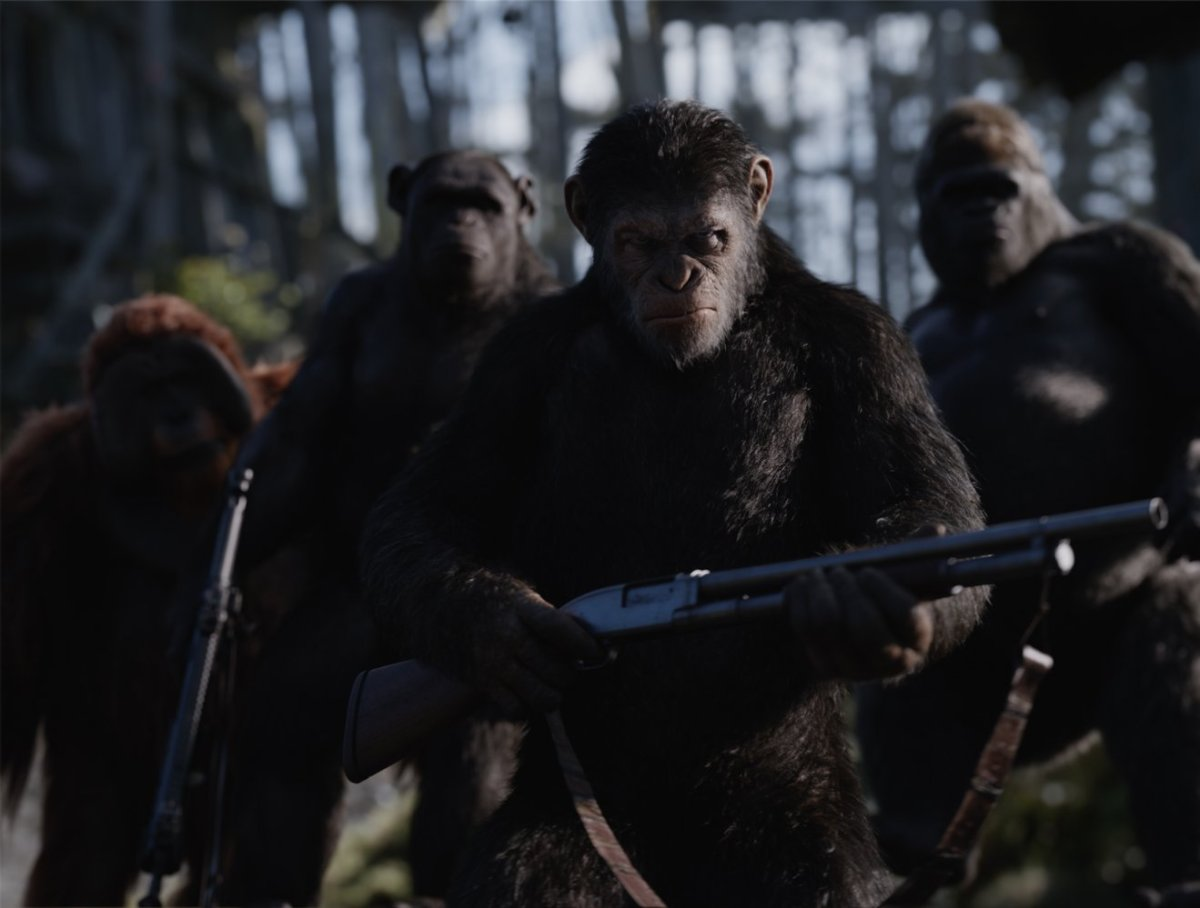 The Jump Scare Podcast – Episode 98: War for the Planet of the Apes