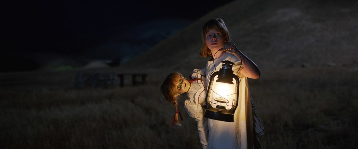 The Jump Scare Podcast: Episode 100 - Annabelle: Creation